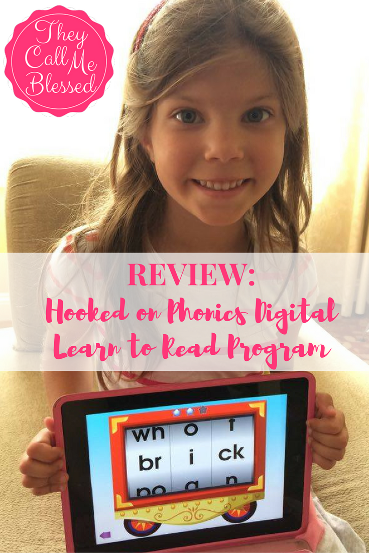 Review Hooked on Phonics Learn to Read App Hooked on