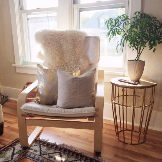 an honest review of the classic ikea poang chair wohnzimmer ideen pinterest sessel po ng. Black Bedroom Furniture Sets. Home Design Ideas