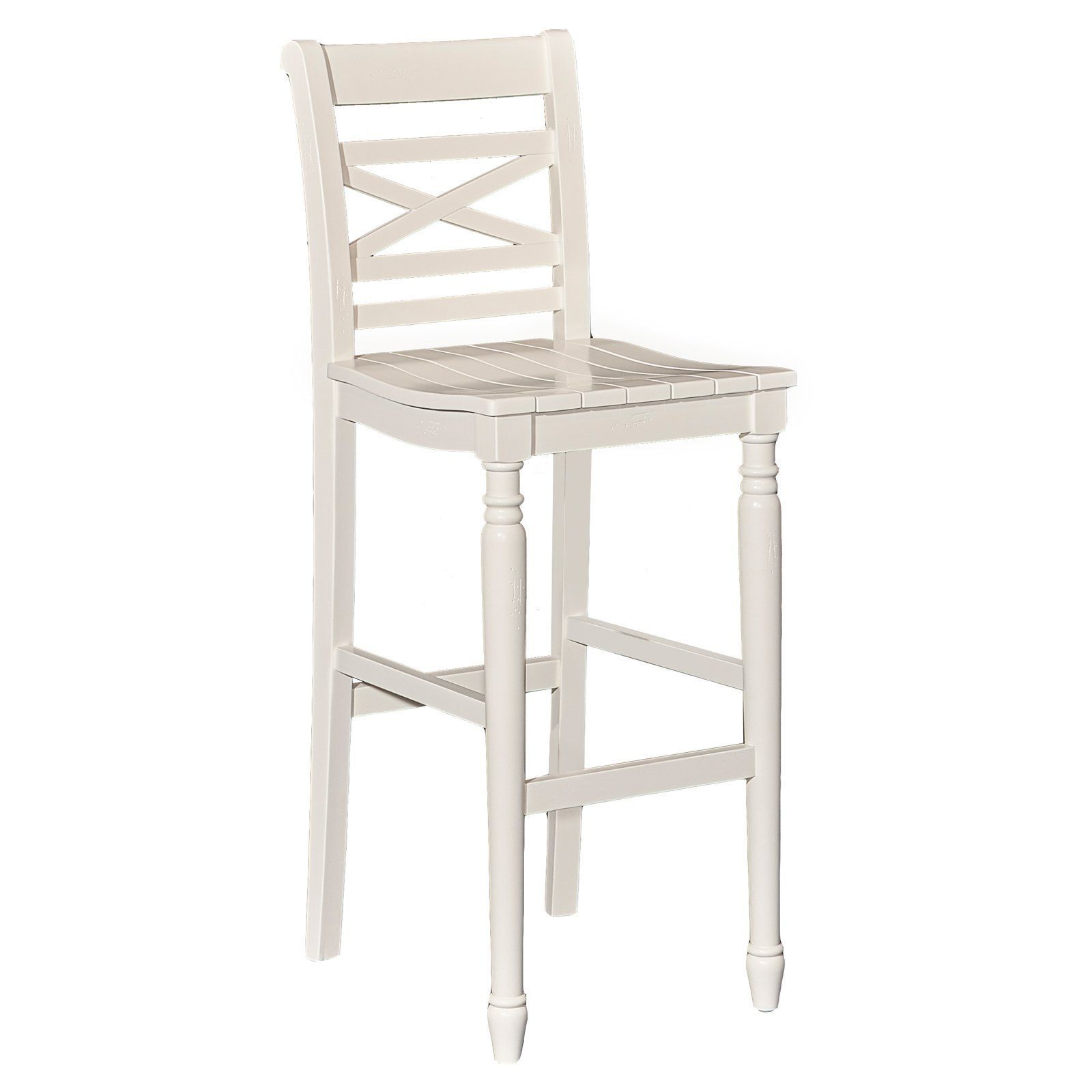Powell 30 in Asher Bar Stool from hayneedle