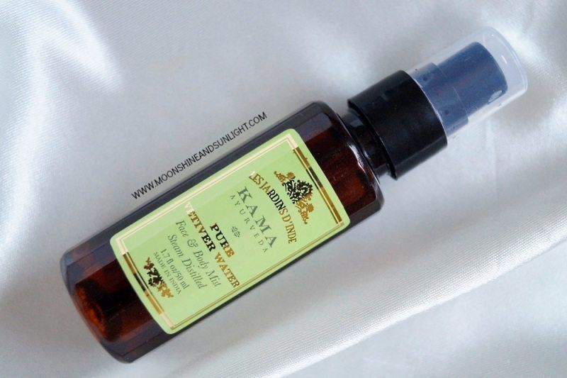 Kama Ayurveda Pure Vetiver Water Review http://www.beautyscoopindia.com/kama-ayurveda-pure-vetiver-water-review/#kamaayurveda #yoga #natural #vetiver #beauty