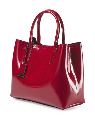 new list new specials pretty cool GIANNI NOTARO Made In Italy North South Tote | North south ...