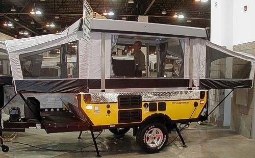 Outback 26 Rs Popup Campers Pinterest Camping Tent Trailers