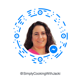 Use your Facebook Messenger app to scan my image and