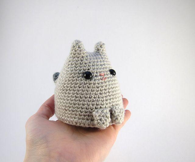 gato amigurumi. Patrón gratis🐰 | Amigurumi y más | Croché, Gato ...