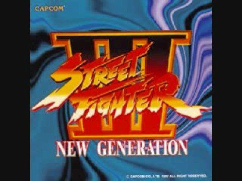 Street Fighter 3 New Generation AST Good Fighter (Theme of