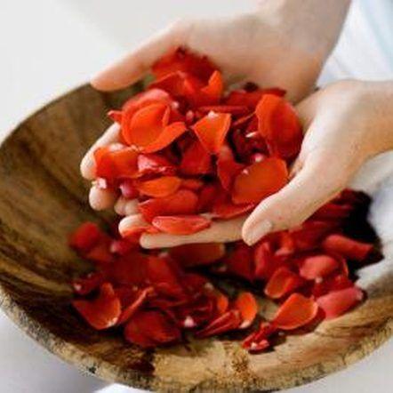 How To Keep Rose Petals Fresh Rose Petal Beads How To Make