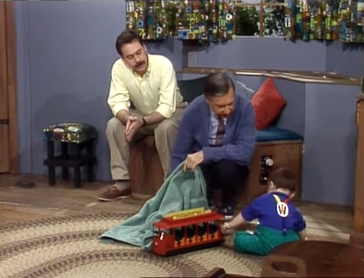 Laughing Squid Mr Rogers Mister Rogers Neighborhood Fred Rogers