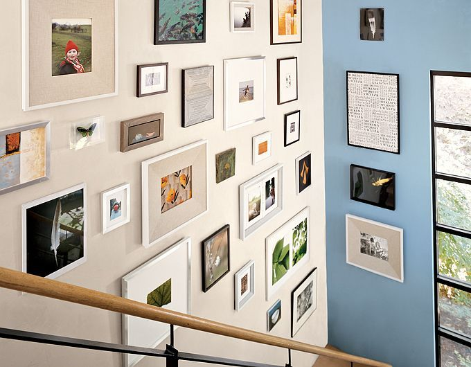 24+ Gallery wall mismatched frames trends