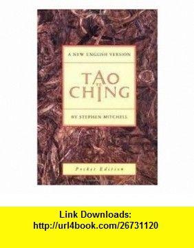 Tao Te Ching Stephen Mitchell Epub
