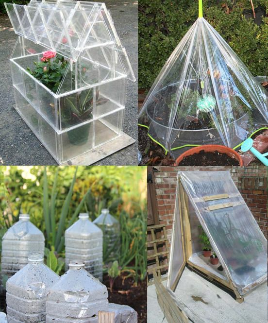 11 creative mini greenhouse diy ideas you must look at
