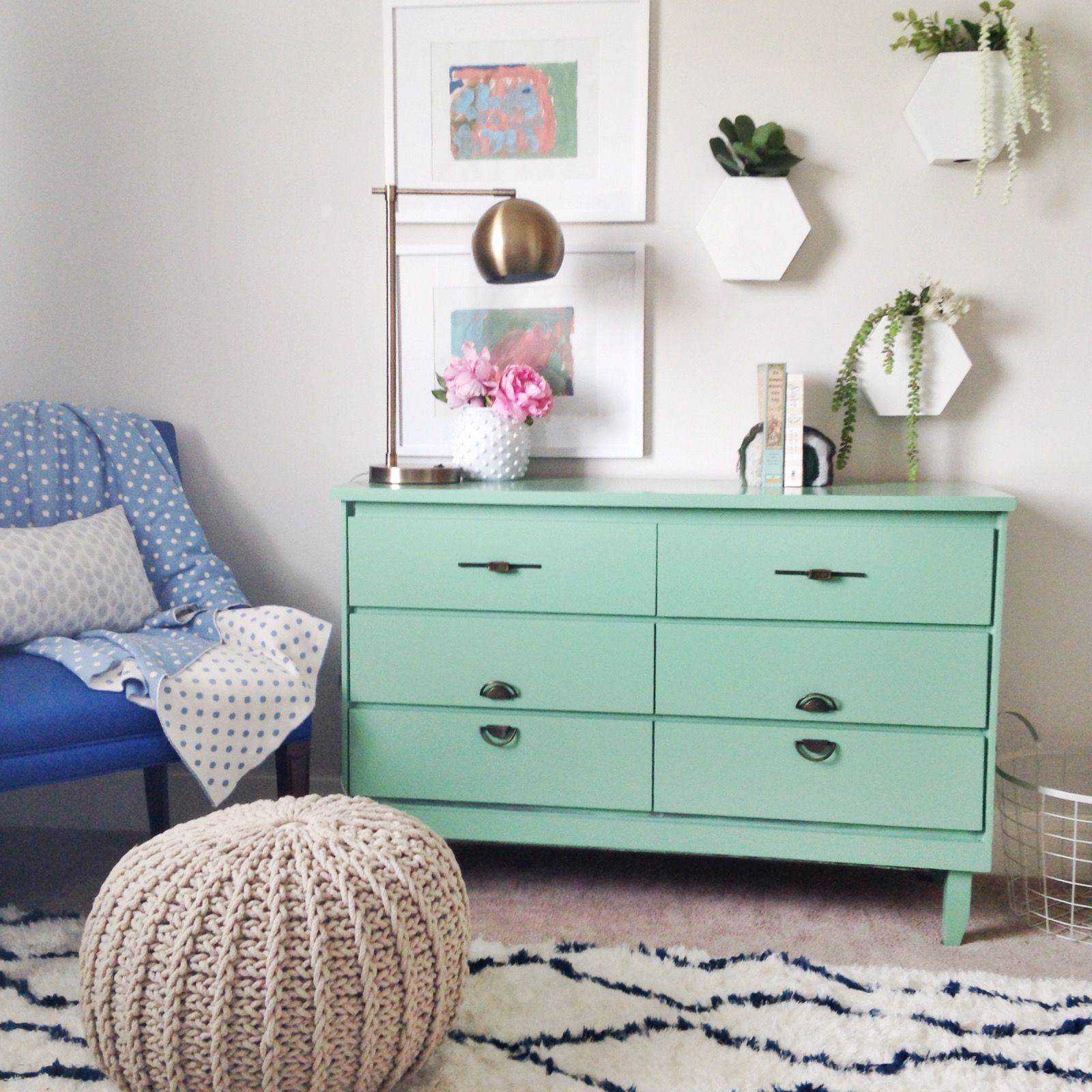 Five Things... Home decor, Cottage style decor, Dresser