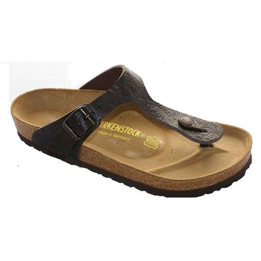 Birkenstocks... couldn't get through Summer without them. Daggy but oh-so-practical!