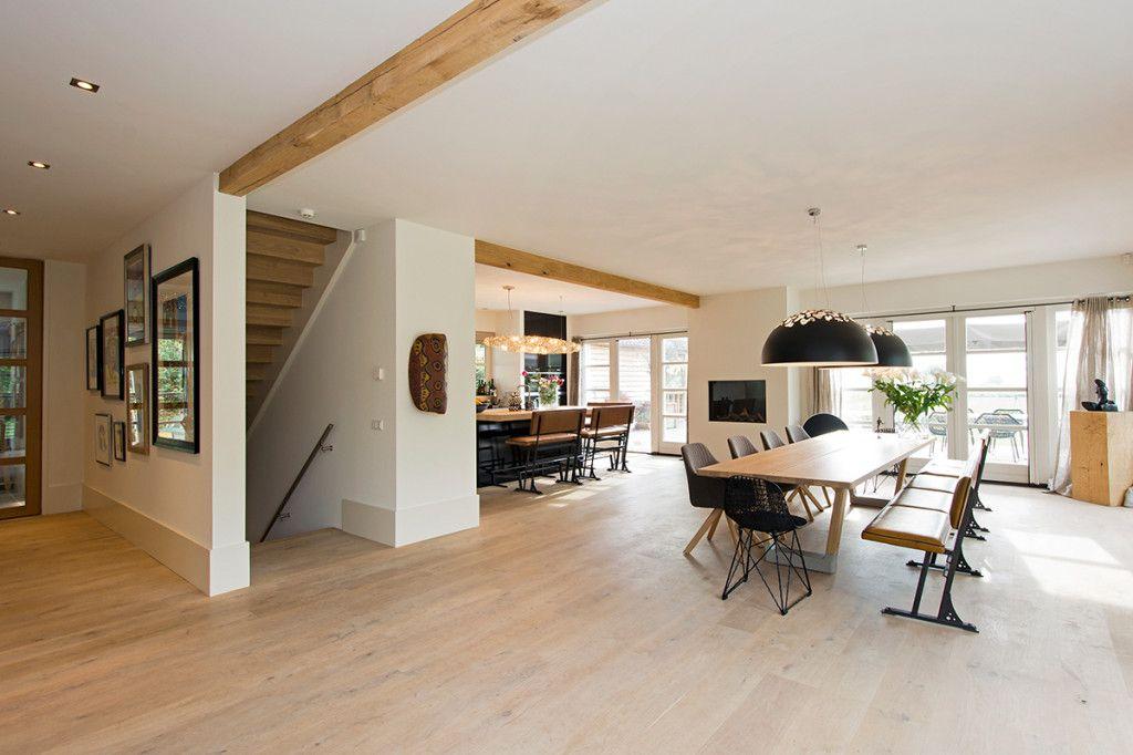 Eetkamer Keuken Open : Interieur open keuken eetkamer u2039 voh fotografie voh fotografie