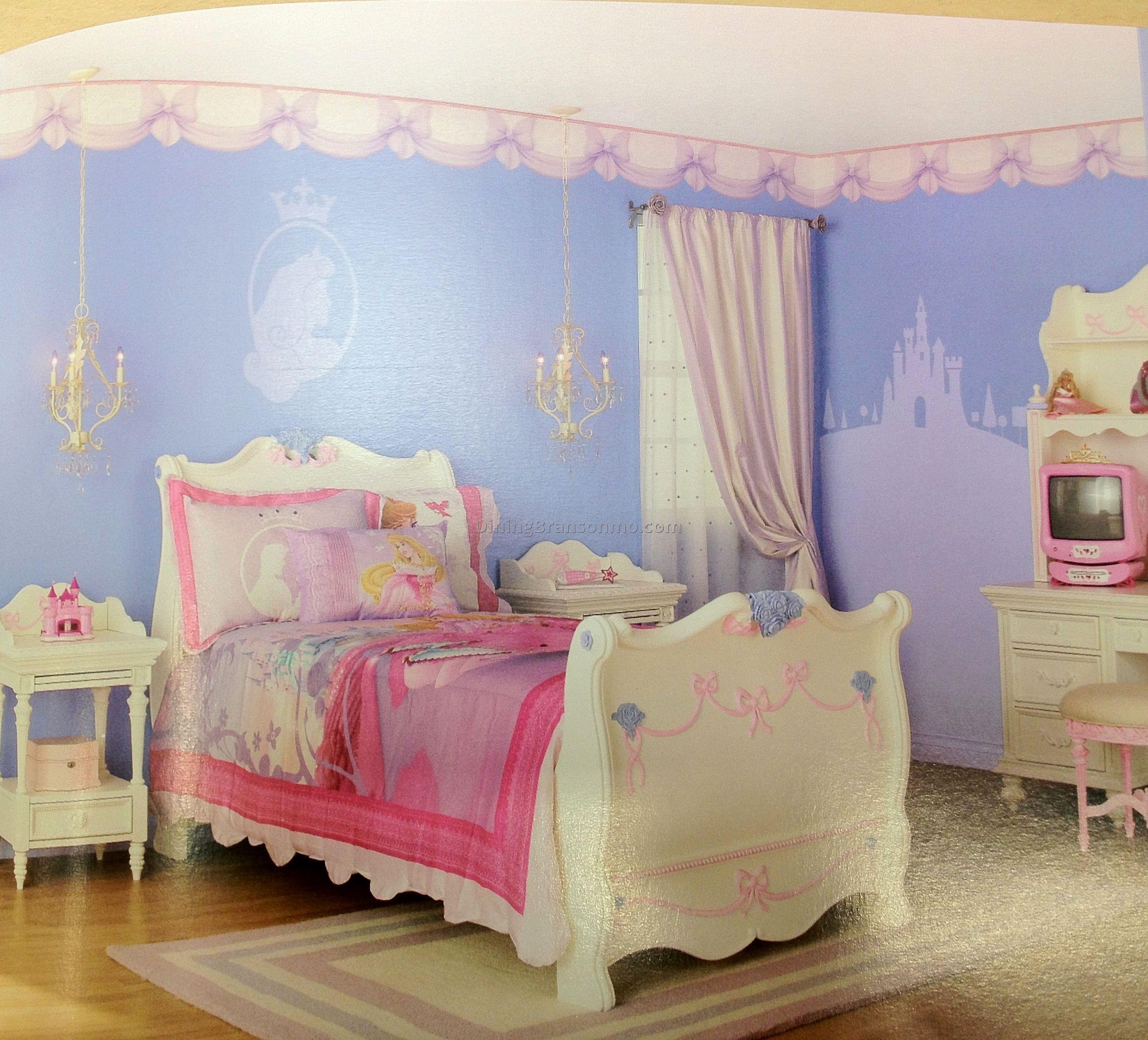 disney princess bedroom wallpaper
