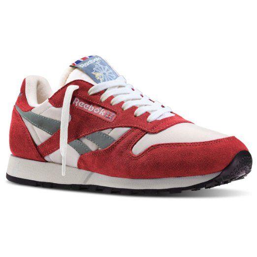 Reebok Classic Leather CL LTHR GL Men Sneaker Herren Schuhe shoes
