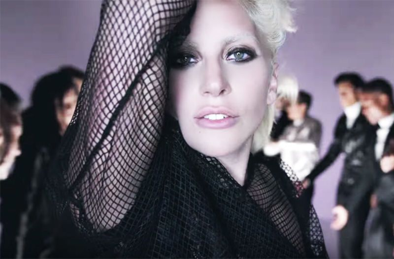 Lady Gaga Goes Full Disco For Tom Ford