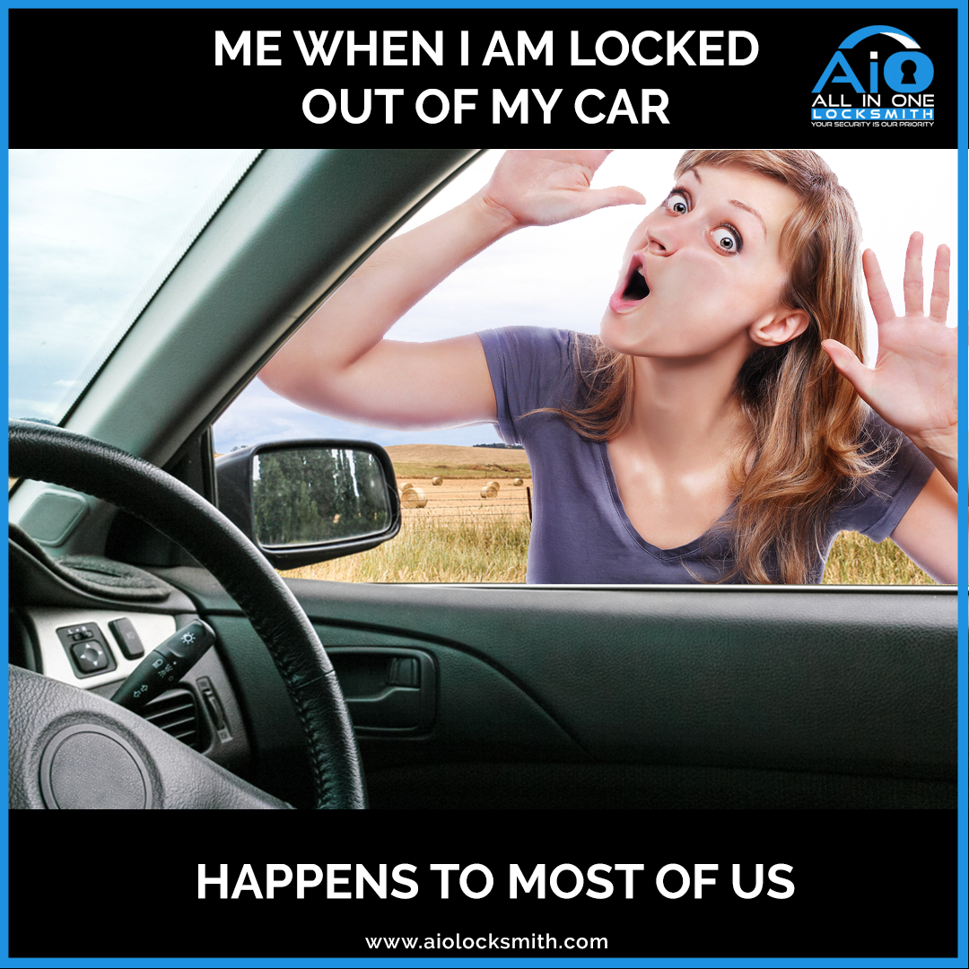 How To Get In A Car When Locked Out