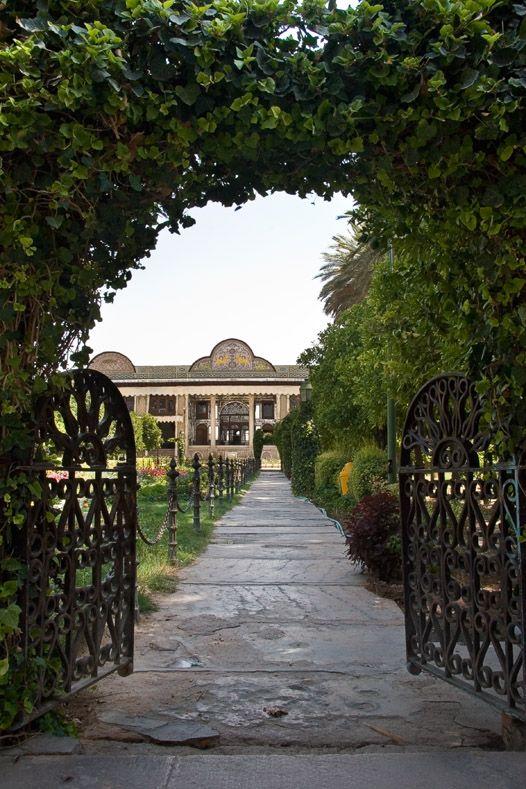 Eram Garden is a historic Persian garden in Shiraz, IRAN