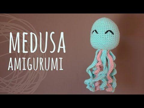 Tutorial Medusa Amigurumi Crochet Youtube Ganchillo Amigurumi Lanas Y Ovillos Tejidos De Ganchillo