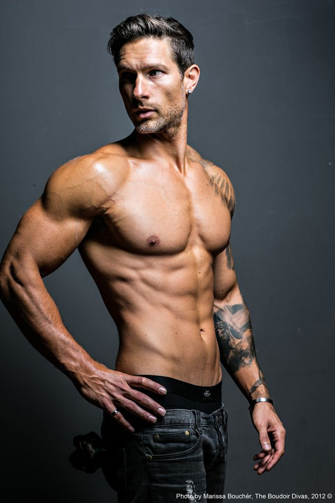 Fit 40 year old man