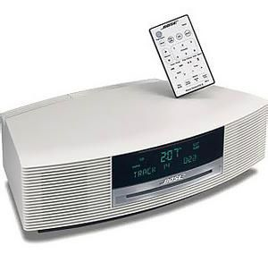 Bose Wave Music system, just ordered one! I love these and they are