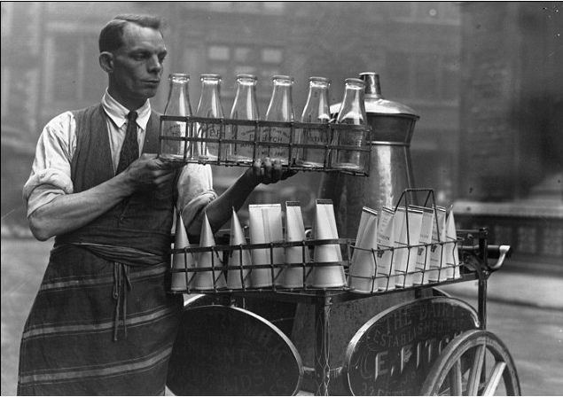 150 years of the Milkman | Flickr - Photo Sharing!