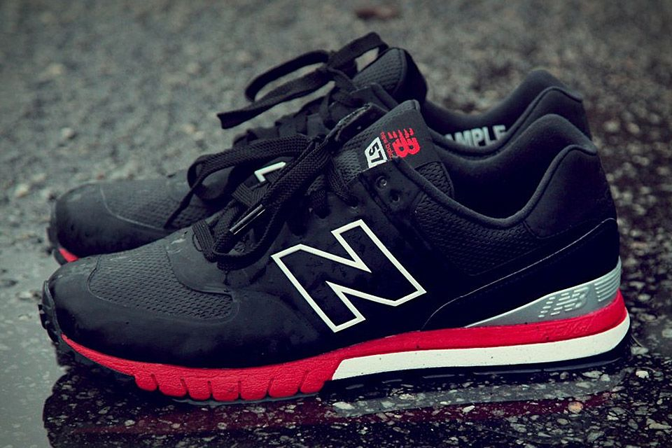 new balance 574 trainers sold