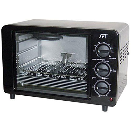 Spt 1200 Watts Power Stainless Steel Electric Oven You Can Get More Details By Clicking On The Image This Link Toaster Oven Electric Oven Countertop Oven