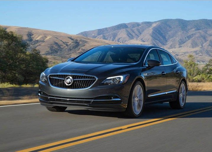 2018 Buick Lacrosse Release Date Price Review
