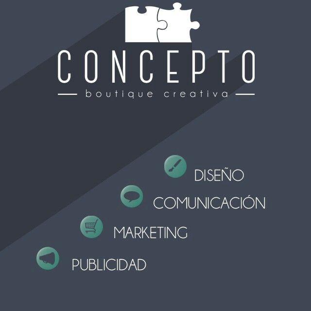 Siguenes en intagram @conceptobc o contactanos a nuestros correo electronico.
