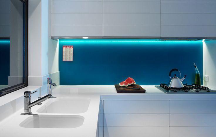 Aménagement cuisine - 52 idées pour obtenir un look moderne - Amenagement Cuisine En U