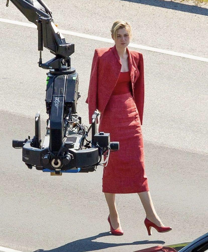 First Photo Of Elizabeth Debicki On The Set Of Christopher Nolan S Tenet Https Ift Tt 2lx3kct Elizabeth Debicki Christopher Nolan Everything Film