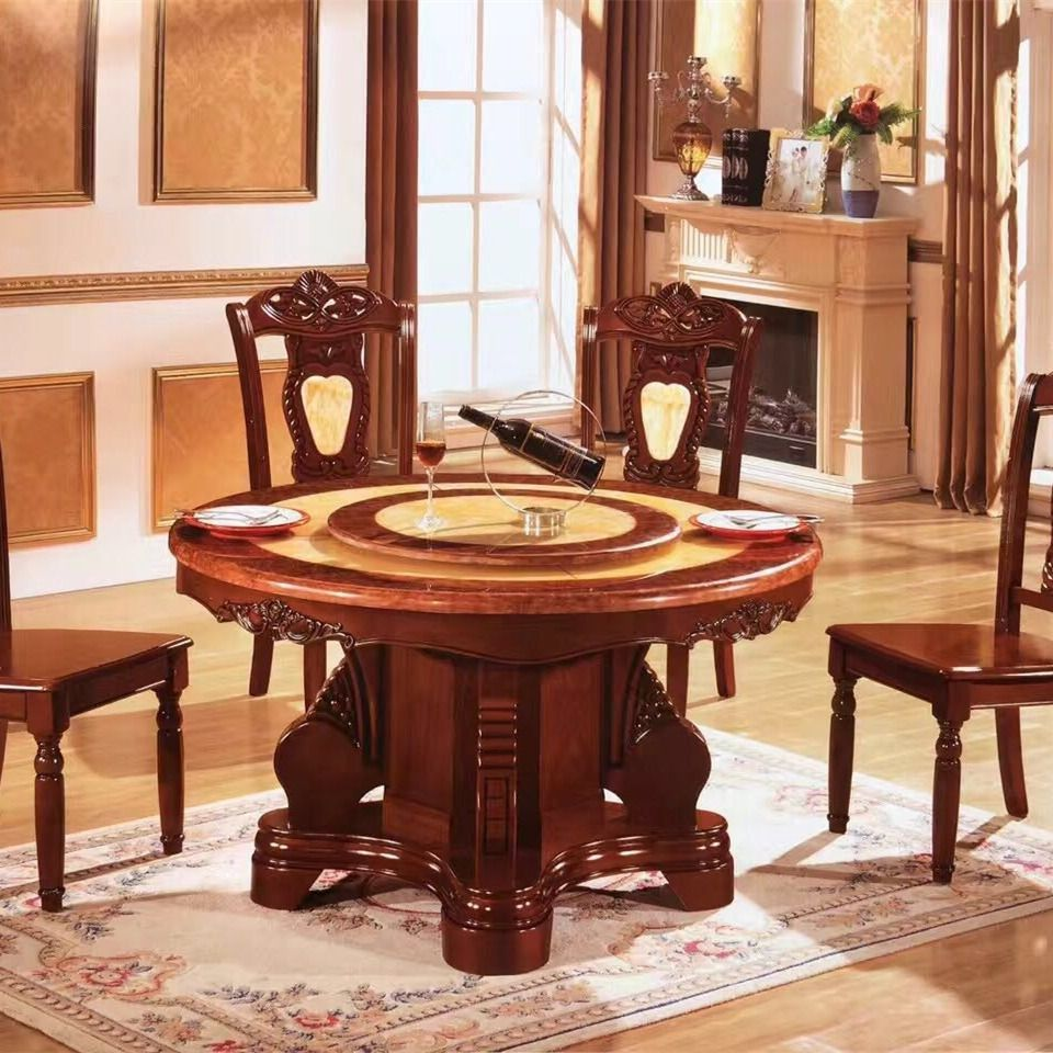 Superbe 100+ Round Revolving Dining Table   Best Color Furniture For You Check More  At Http