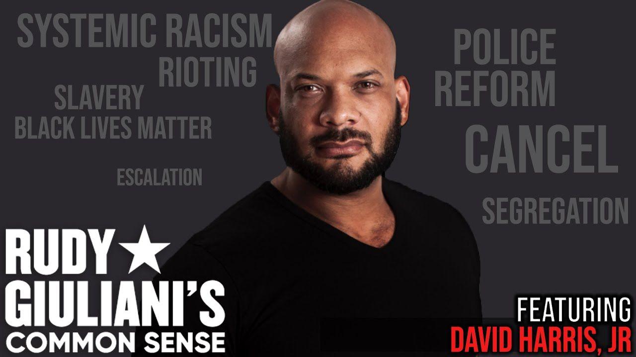 Exposing Black Lives Matter David Harris Jr And Rudy Giuliani Ep 57 In 2020 Black Lives Matter Rudy Giuliani Black Lives