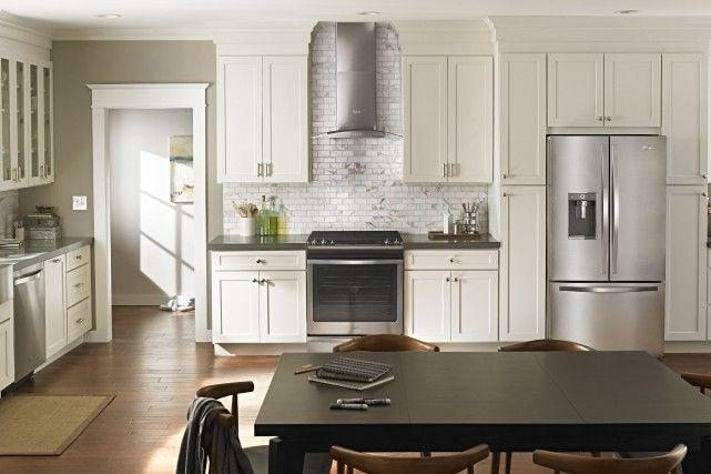 La cuisine de l 39 avenir id es pour la maison pinterest maison decoration et domotique - Domotique cuisine ...