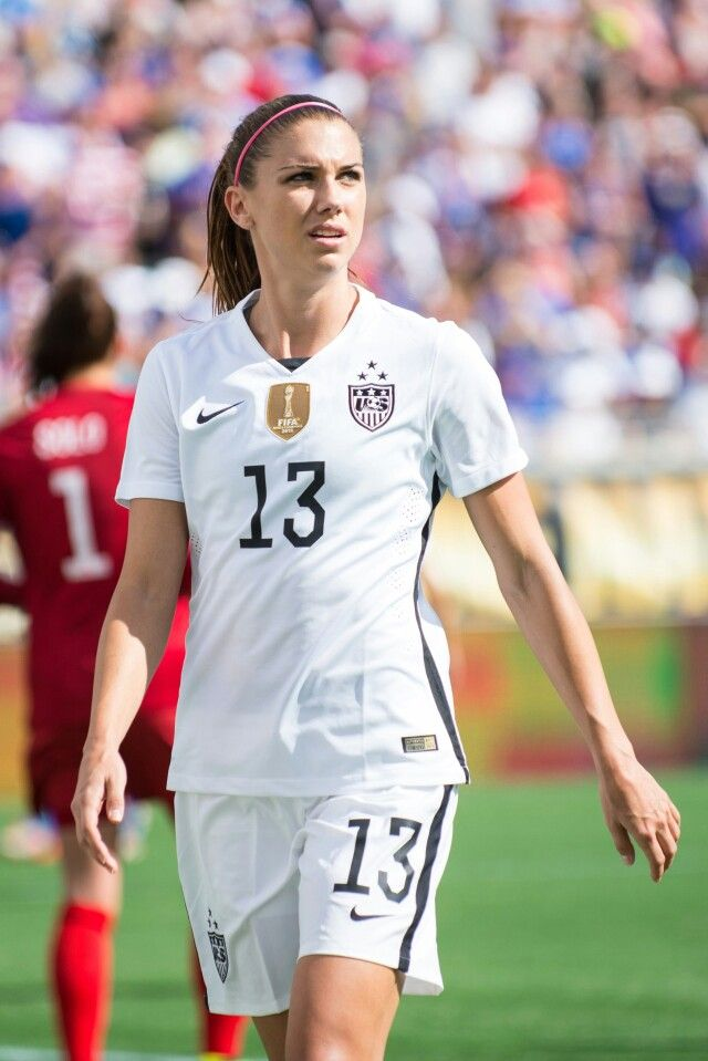 03e377ff8ef Alex Morgan | soccer | Alex morgan, Carli lloyd, Soccer players