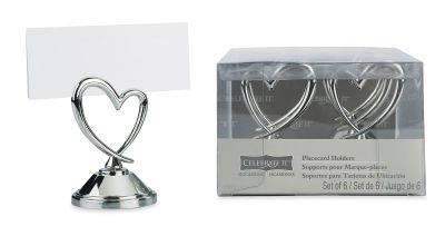 Michaels Wedding Department Metal Heart Card Holders Spread The Love On Your Day With These Adorable Place