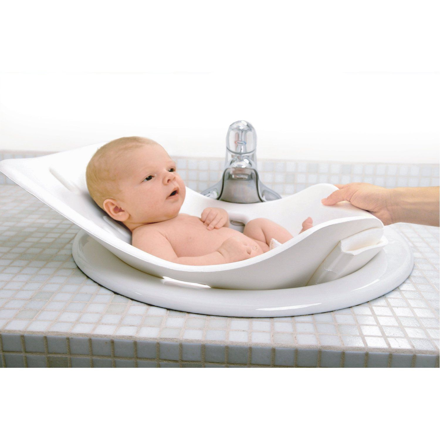 This foldable Puj Tub is great for small spaces and sinks. | Baby ...