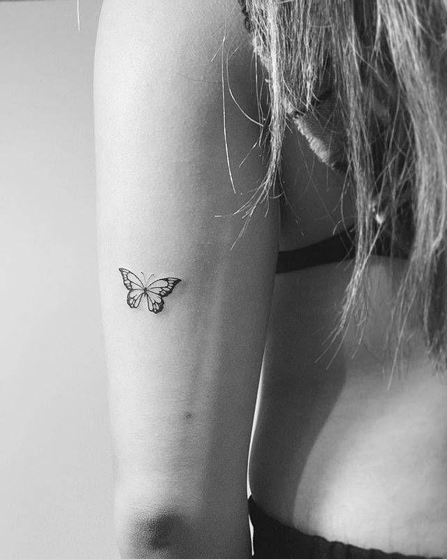 MINI TATUAJES - Tattoos Pequeños, Originales y Discretos