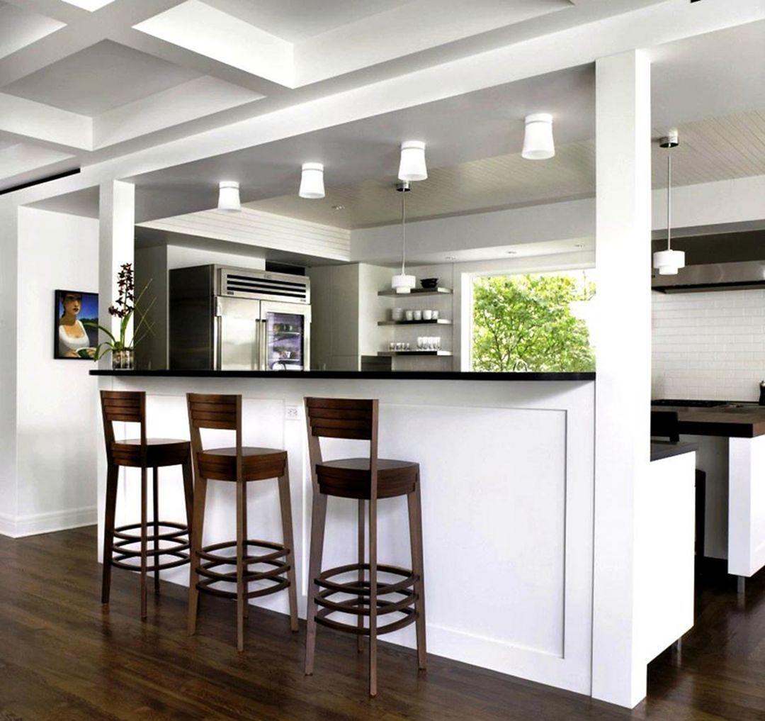 27 Fabulous Home Mini Bar Kitchen Designs For Amazing Kitchen Idea Decor It S Kitchen Bar Design Modern Kitchen Bar Kitchen Bar Decor