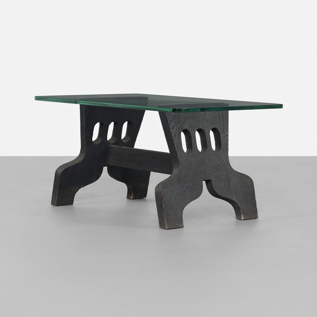 Pietro Chiesa Rare Coffee Table Jun 06 2013 Wright In Il Coffee Table Table Glass Coffee Table [ 1100 x 1100 Pixel ]