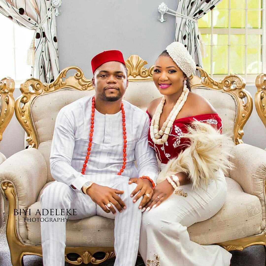 Traditional wedding attire for igbo men men native styles