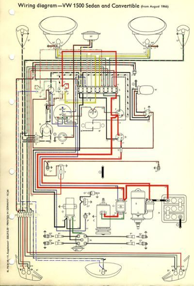 Vw Rail Buggy Wiring Diagram