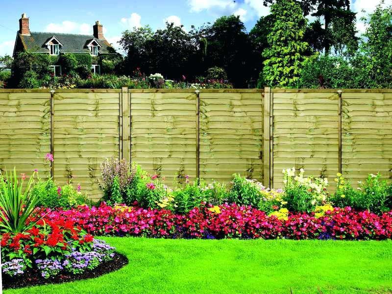 flower garden fence ideas beautiful flower garden fence