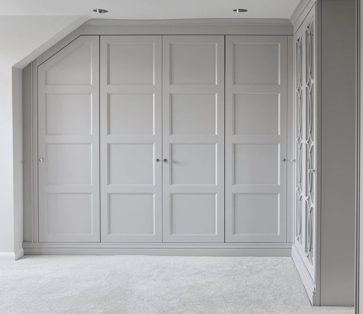 Bespoke Dressing Rooms | Fitted Dressing Room Designs