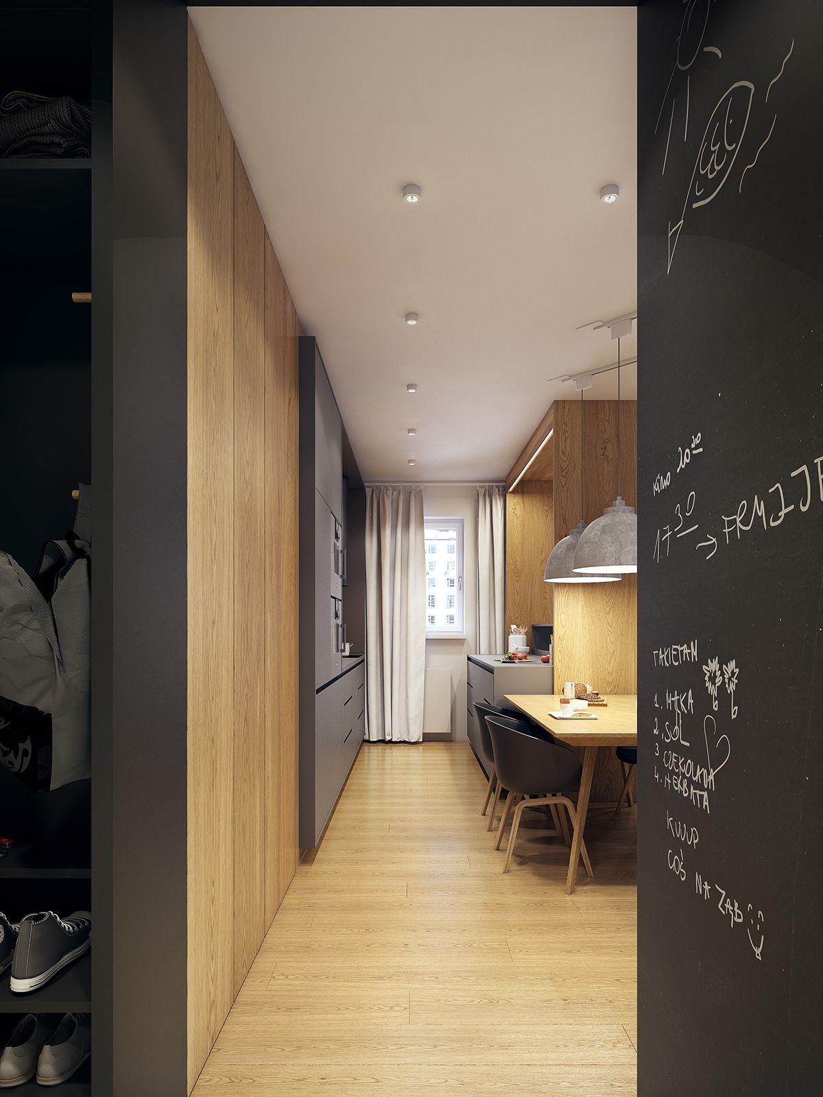 Moderne Zwei Zimmer Wohnung | Blog