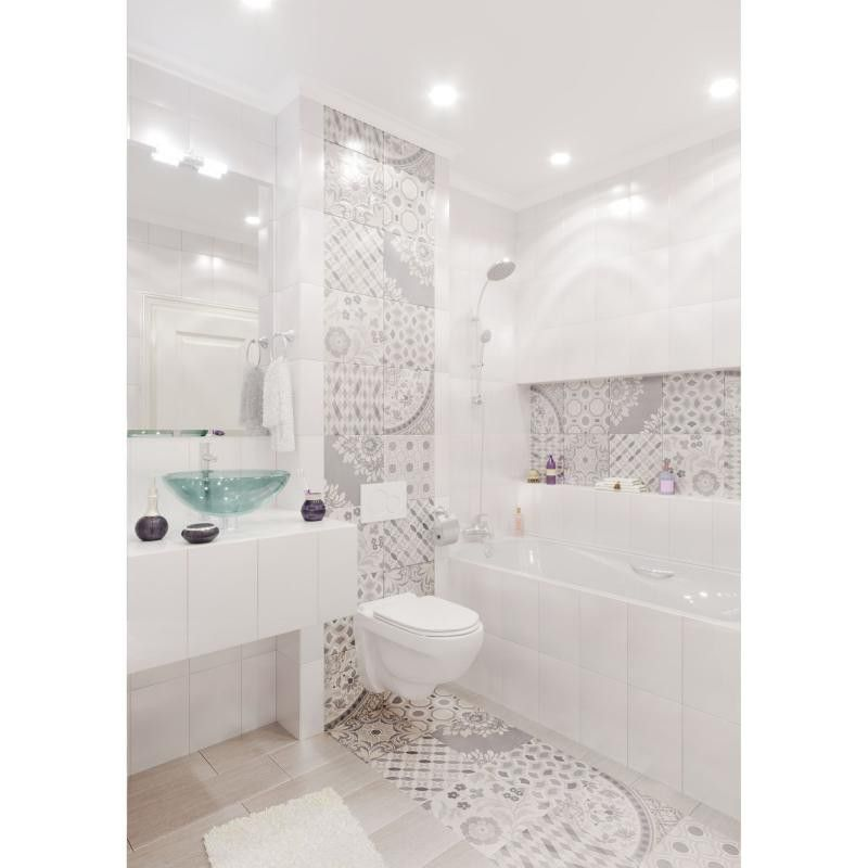 Каталог плитки для ванной в Леруа Мерлен (20 фото и цены ...
