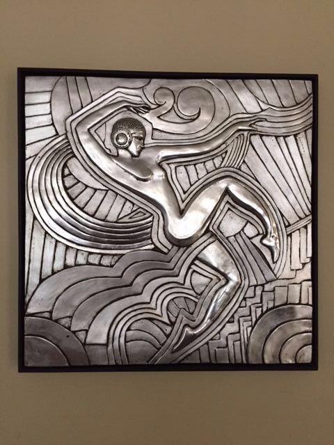 Art Deco Wall Art