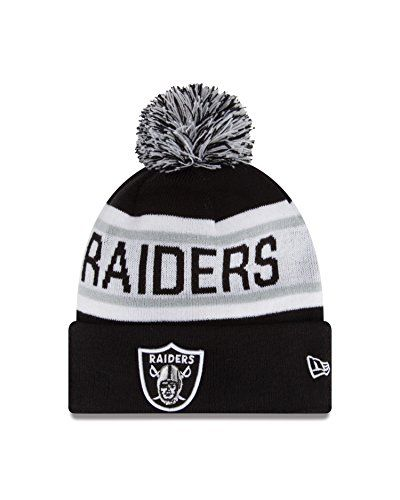 NFL Oakland Raiders Biggest Fan Redux Beanie New Era https   www.amazon 1590fc37c