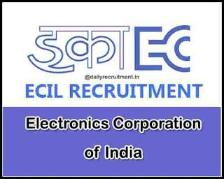 ECIL Recruitment 2018 Government jobs for 200 Technical